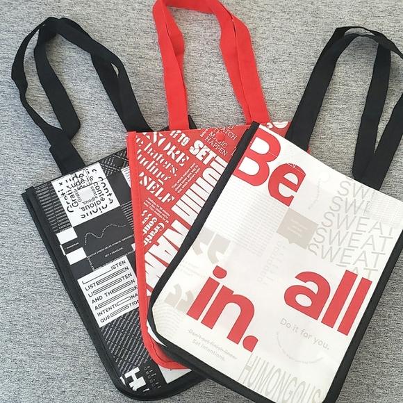 Lululemon Reusable Totes Caryall Handbags